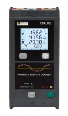 PEL103 POWER-ENERGY LOGGER images