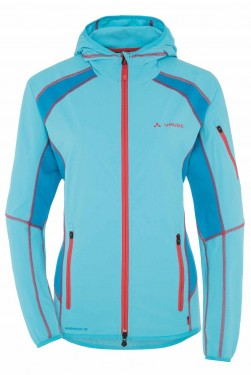 Jacheta VAUDE Wo SCOPI Softshell Windproof images