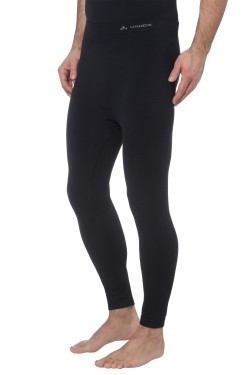 Poze Pantalon underwear VAUDE Seamless Tights cu Merino wool