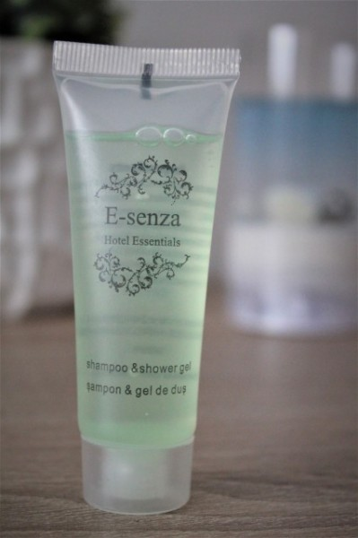 Poze Șampon & Gel de duș transparent tub 30 ml