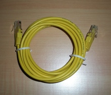 UTP CAT 5e Gigabit LAN Patch Cable 3m (mrežni internet kabl)