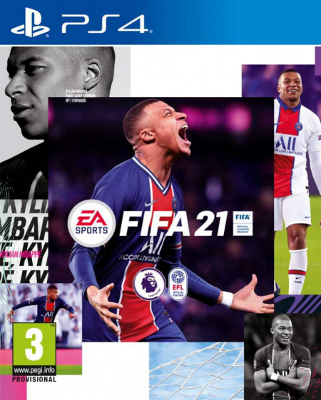 Slika PS4 FIFA 21 Sony Playstation