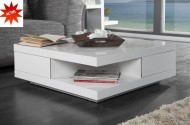 Salontafel Model: Function - Hoogglans wit