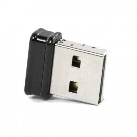 Slika ASUS Wireless-N150 USB Nano Adapter - USB-N10 NANO USB, 802.11 n, USB 2.0, do 150Mbps