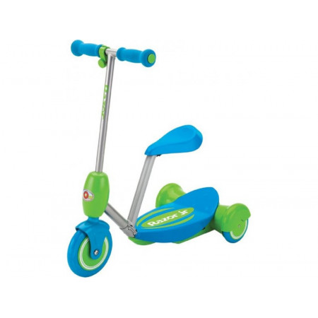 Slika RAZOR Lil Es Electric Scooter Seated - Blue