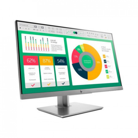 "Slika HP LED EliteDisplay E223 - 1FH45AA 21.5"", IPS, 1920 x 1080 Full HD, 5ms"
