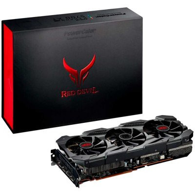 Slika PowerColor Video Card 5700XT Red Dragon, 8 GB GDDR6 , CCAXRX5700XT8GBD63DHRO