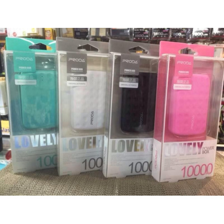 Slika Power bank REMAX Proda Lovely 10000mAh