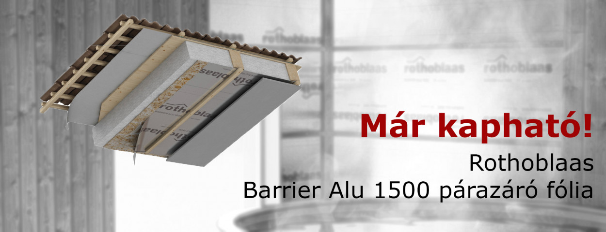 Barrier Alu 1500