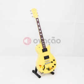 Imagens Mini-Guitarra Gibson Les Paul SG - Steve Jones - Sex Pistols
