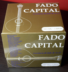 Fado Capital - A Essência do Fado de A a Z (10CD+DVD) images