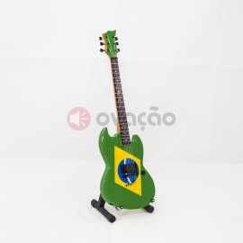 Mini-Guitarra Gibson SG - Max Cavalera - Soulfly images