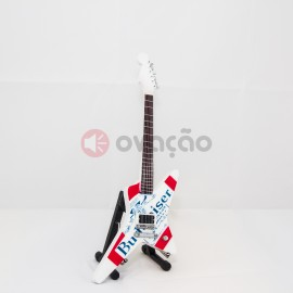 Imagens Mini-Guitarra Jackson - James Hetfield - Metallica