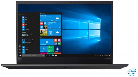 "Poze Lenovo ThinkPad X1 EXTREME Core™ i7-8750H 2.2GHz 512GB SSD 16GB 15.6"" (1920x1080) IPS BT WIN10 Webcam NVIDIA® GTX 1050Ti 4096MB BLACK Backlit Keyboard"
