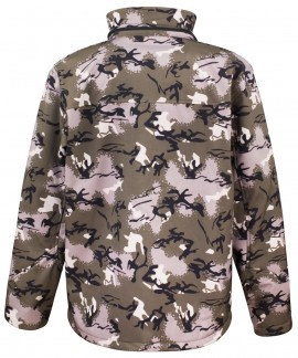 CAMO SOFT SHELL JACKET изображения