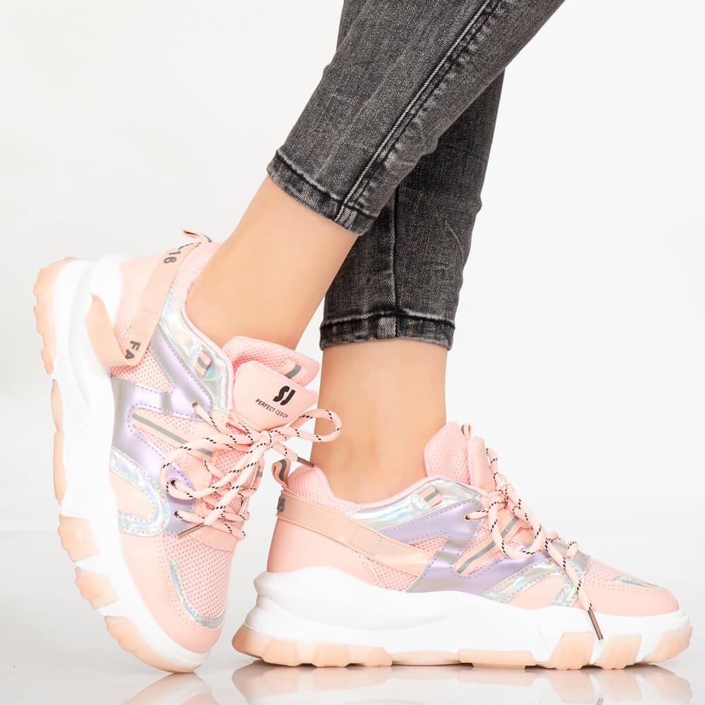 Sandale dama Bexy bej