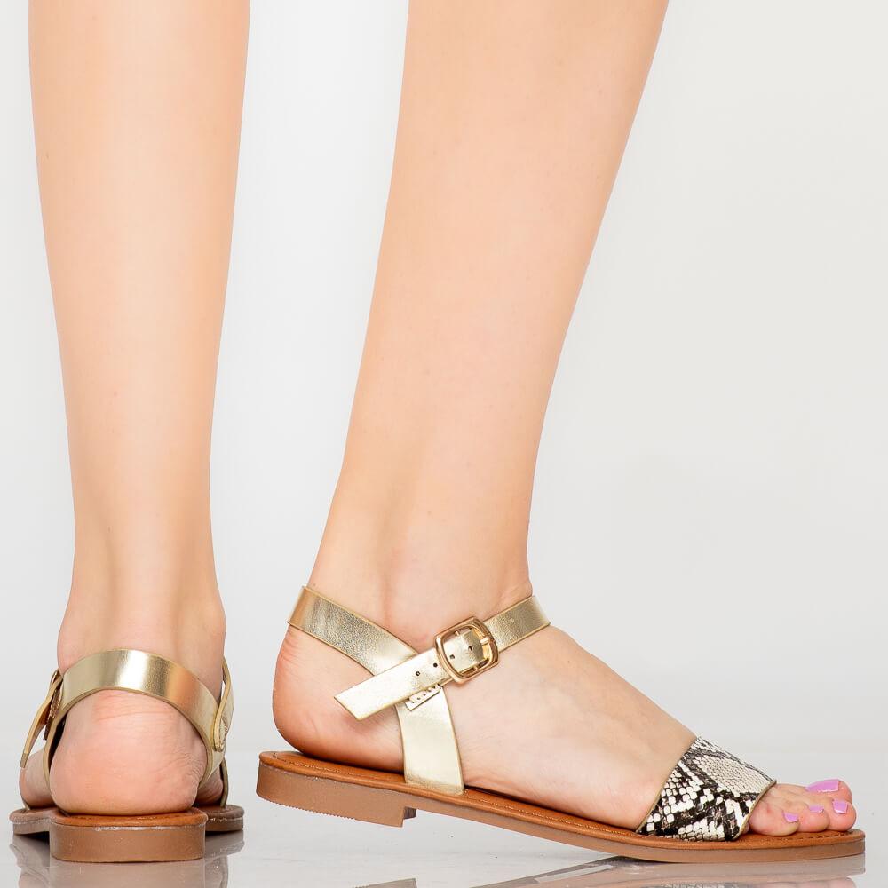 Sandale dama Nepy negre