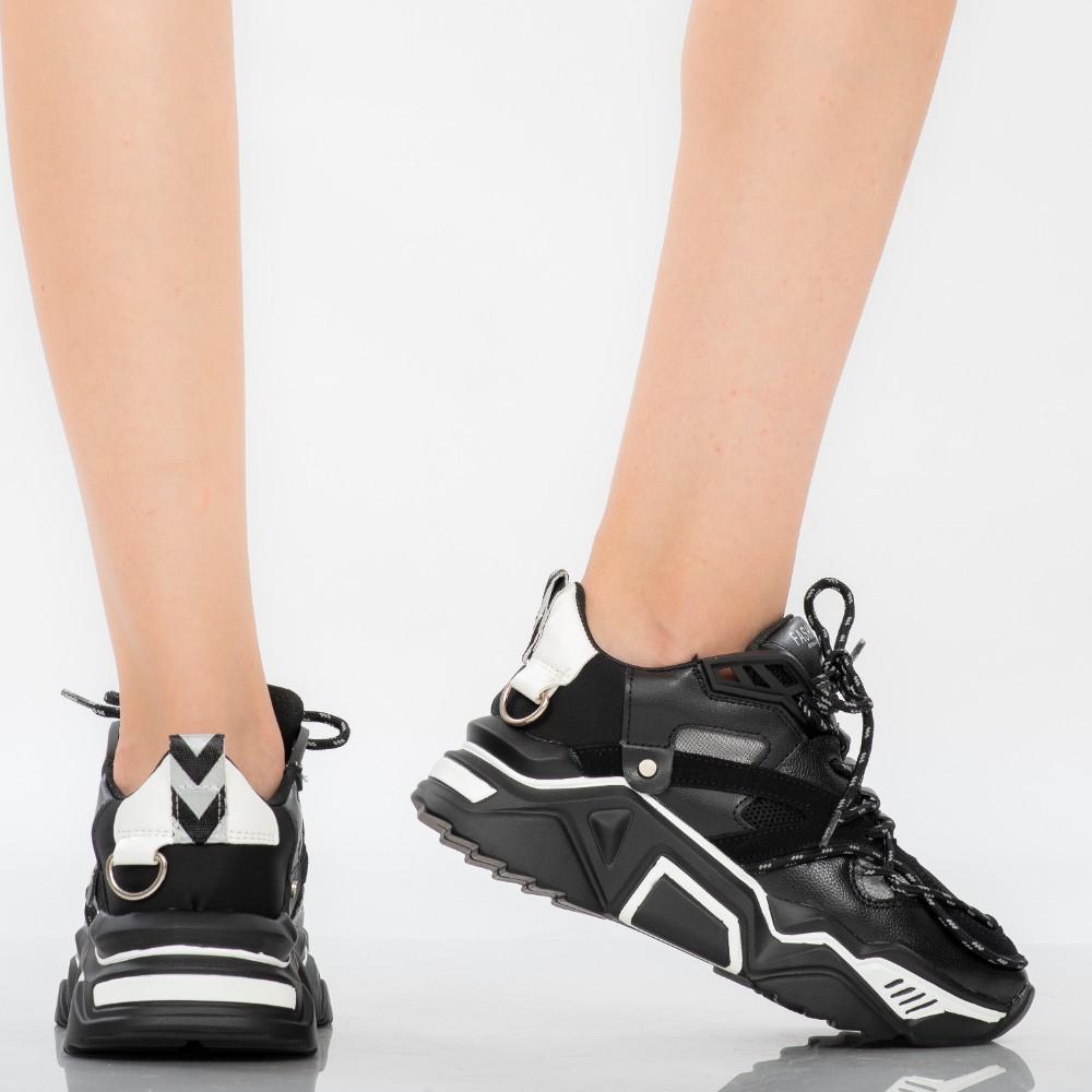 Sandale piele naturala Soa portocalii