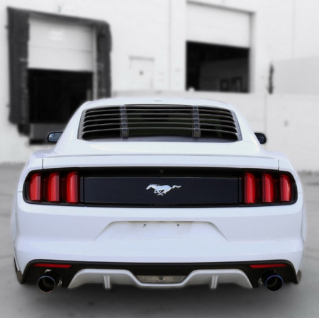 Imagens Persiana Janela Traseira Ford Mustang (2015-2019) Coupé