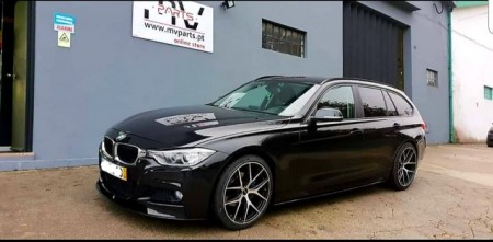 Imagens Kit M F31 Performance Touring Pack M Performance BMW Serie 3 F31 Carrinha