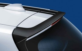 Imagens Aileron Spoiler Tecto BMW Serie 1 F20 ou F21 Look M