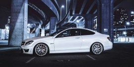 Imagens Kit C 63 AMG MERCEDES Classe C W204 COUPE (2012-2014)