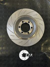 Impianto frenante Brembo 280mm 4 pompanti (Clio 1.8 o 2.0 Williams) immagini