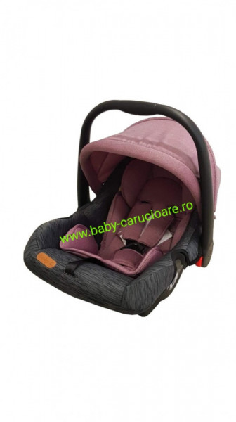 Poze Scaun auto 0-13kg Baby Care Purple Black