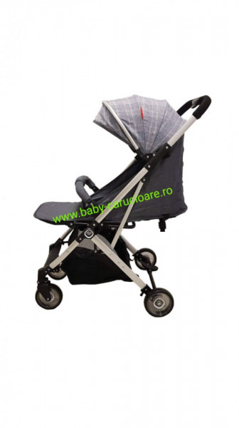 Poze Cărucior sport troller  ultracompact&light Baby Care A 320 Grey Design