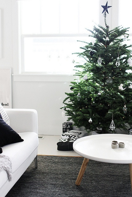 christmas-living-room-decor 12