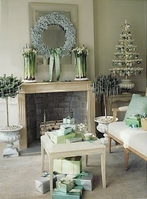 christmas-living-room-decor 19
