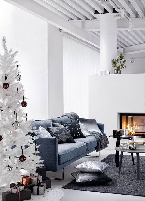 christmas-living-room-decor 20