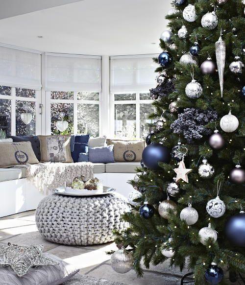 christmas-living-room-decor 21