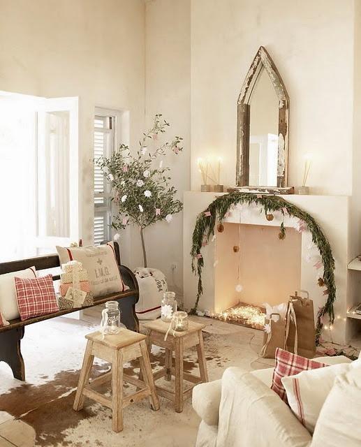 christmas-living-room-decor 25
