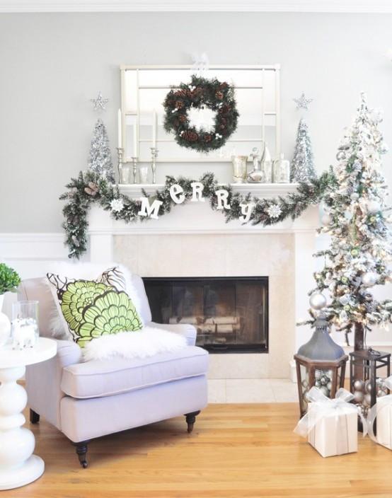 christmas-living-room-decor 27