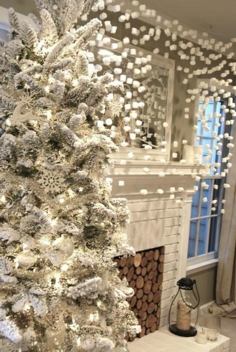 christmas-living-room-decor 28