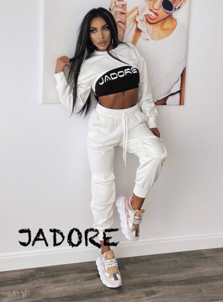 "Poze Set 3 piese White JDR BY ""Jadore"" cod 3655"
