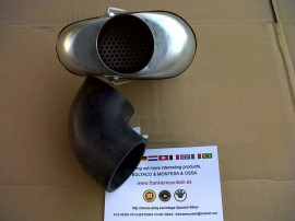 MONTESA COTA AIR FILTER BOX NEW FULL KIT COTA 74-123-172-247 imágenes