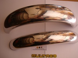 BULTACO EL BANDIDO FENDERS FRONT AND REAR model 61-65 imágenes