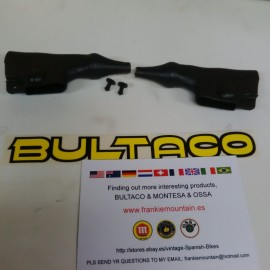 BULTACO RUBBER GUARD LEVELS SET NEW imágenes