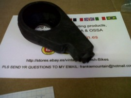 BULTACO RUBBER GUARD THROTTLE AMAL NEW imágenes