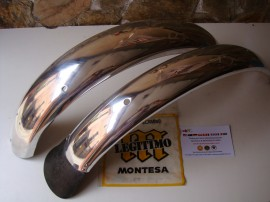 MONTESA KING SCORPION NEW SET OF FENDERS FRONT AND REAR  MUDGUARD imágenes
