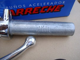 BULTACO ALPINA THROTTLE NEW AMAL imágenes