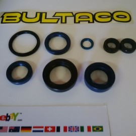 BULTACO PURSANG KIT SEALS ENGINE NEW imágenes