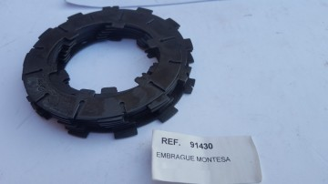 MONTESA IMPALA CLUTCH PLATE SET to fit all MONTESA TEXAS  models MONTESA imágenes