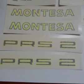 MONTESA COTA 310 KIT DECALS FULL BIKE NEW imágenes