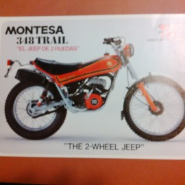 MONTESA COTA 348 TRAIL HEADLIGHT COTA 348 JEEP imágenes