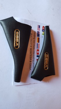 OSSA MICK ANDREWS DUST COVER LEVERS OSSA MAR LEVERS GUARD EMBLEM OSSA COVER LEVERS NEW imágenes