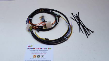 OSSA EXPLORER WIRING HARNESS ELECTRIC KIT OSSA MAR imágenes