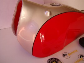 BULTACO PURSANG MK6 GAS TANK AND SIDE PANELS NEW imágenes